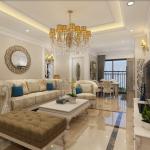 Ảnh phòng Khách Tân Cổ Điển đẹp – Phào chỉ trang trí nội thất uy tín chất lượng