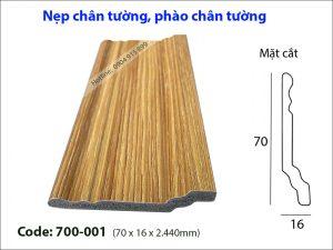 Len chan tuong 700-001