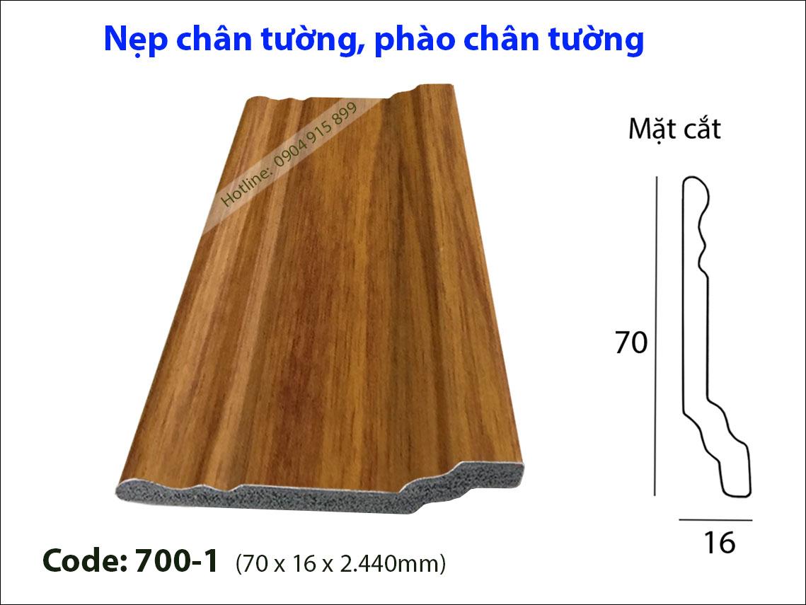 Len chan tuong 700-1