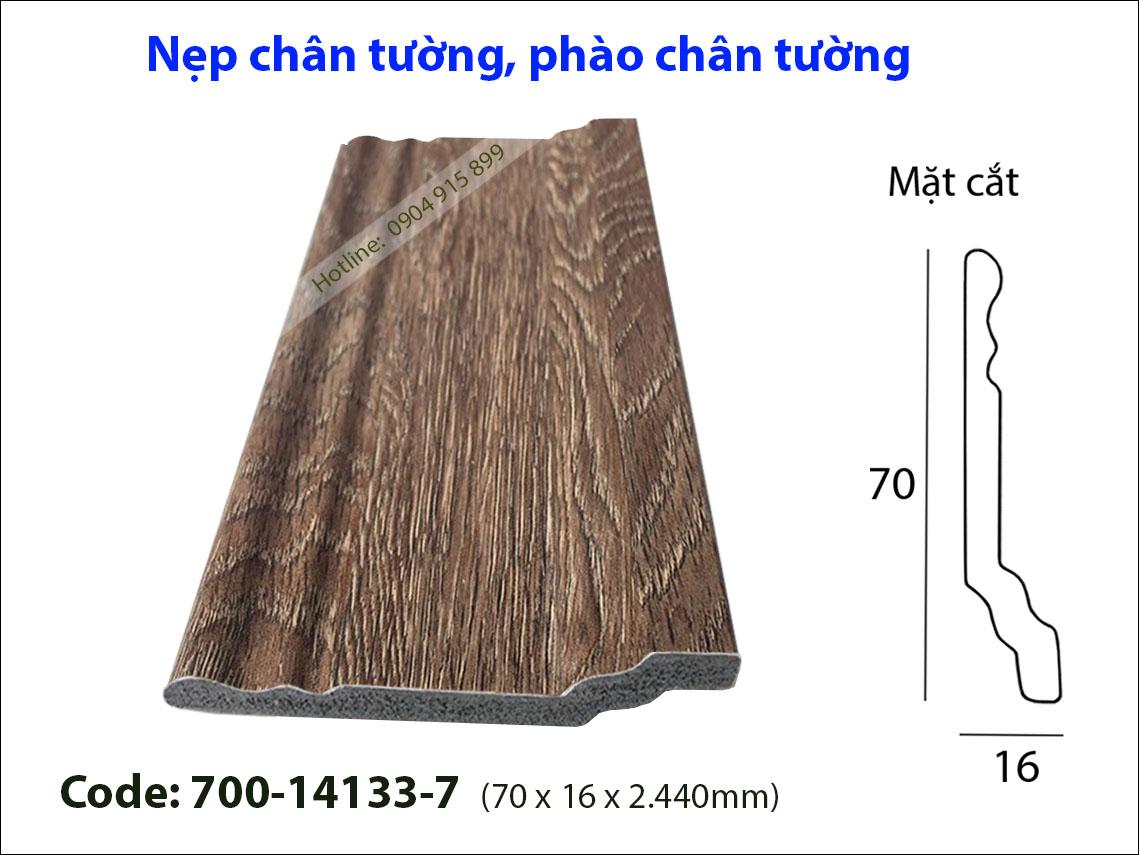 Len chan tuong 700-14133-7