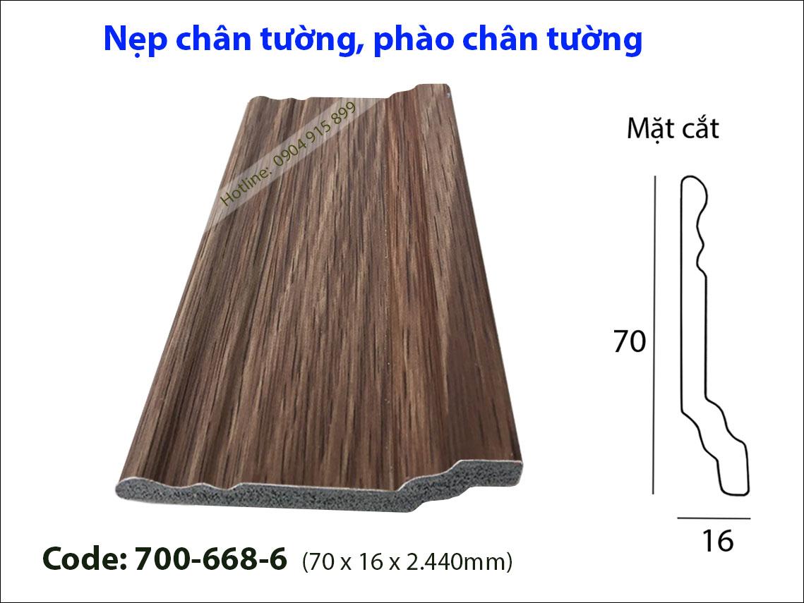 Len chan tuong 700-668-6