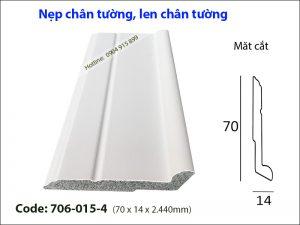 Nep chan tuong, len chan tuong 706-015-4