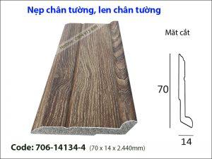 Nep chan tuong, len chan tuong 706-14134-4