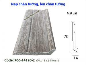 Nep chan tuong, len chan tuong 706-14193-2