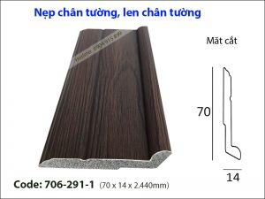 Nep chan tuong, len chan tuong 706-291-1