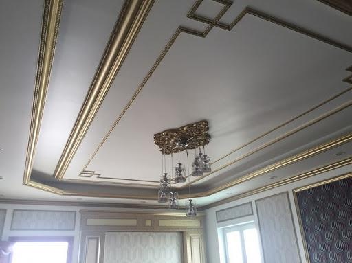 Chỉ phào trần nhà